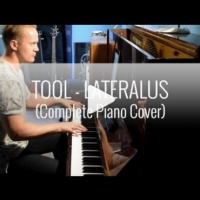 Canadian musician Colin Everall covers Tool solo on piano