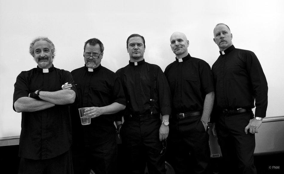 Faith No More Prepping 2015 Album