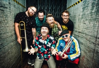 New Album and Video from ska-punk stalwarts Reel Big Fish