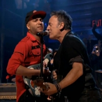 Springsteen Performs With Mike Ness and Tom Morello in Anaheim