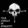 Album from thrash/punk/hardcore hybrid band Vile Display of Humanity