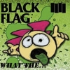 "Black Flag's ""What The…"", the band's first album of new material since 1985"