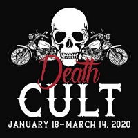 Youth, Risk, Rebellion, Metal, Punk - Art Exhibition: DEATH CULT