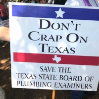 Down in Texas, Plumbers Get The Screw Job and Then Don't