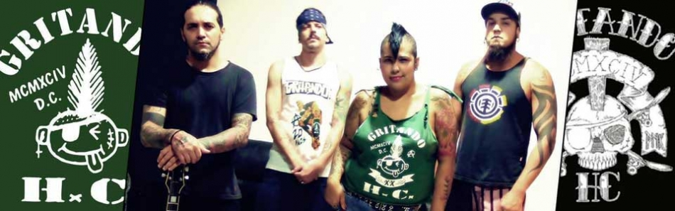 Band Spotlight: GRITANDO H.C.