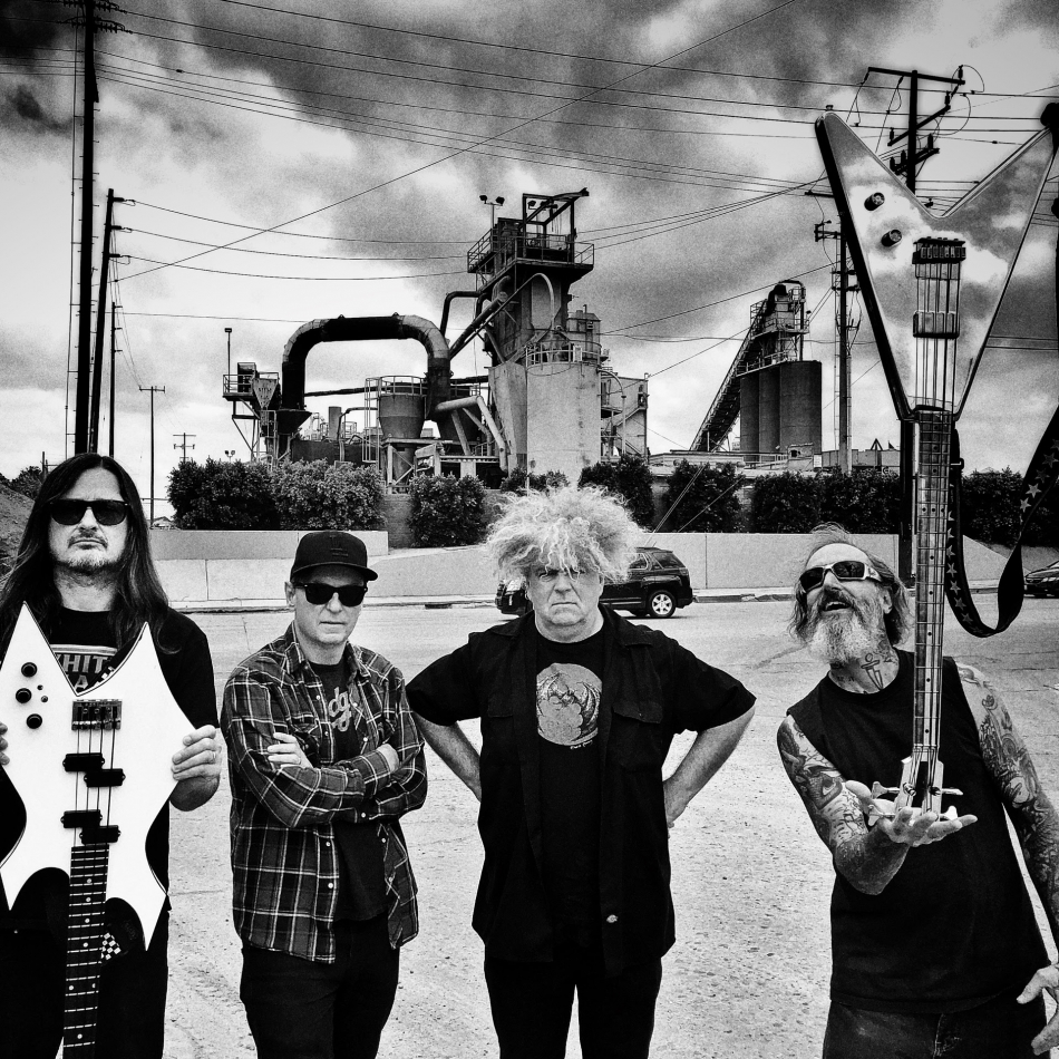 "The Melvins Debut The ""Don't Forget To Breathe"" Video"