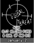 Curl Up and Die, CUAD, The Loud Pipes, A Global Threat, Clit 45