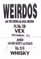 Weirdos, The Crowd, Legal Weapon, Mad Society, Sexsick