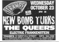 New Bomb Turks, The Queers, Electric Frankenstein