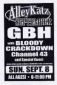 Bloody Crackdown, Gbh, Channel 43