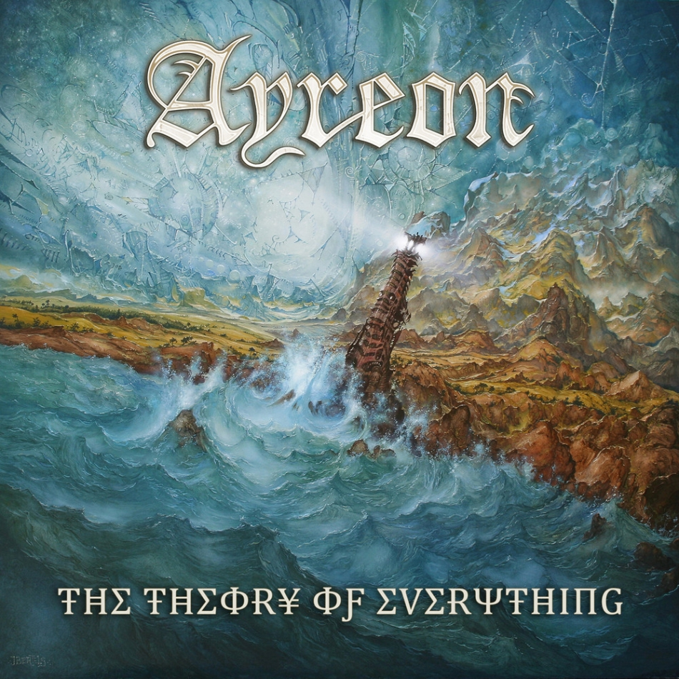 "Ayreon ""The Theory of Everything"""