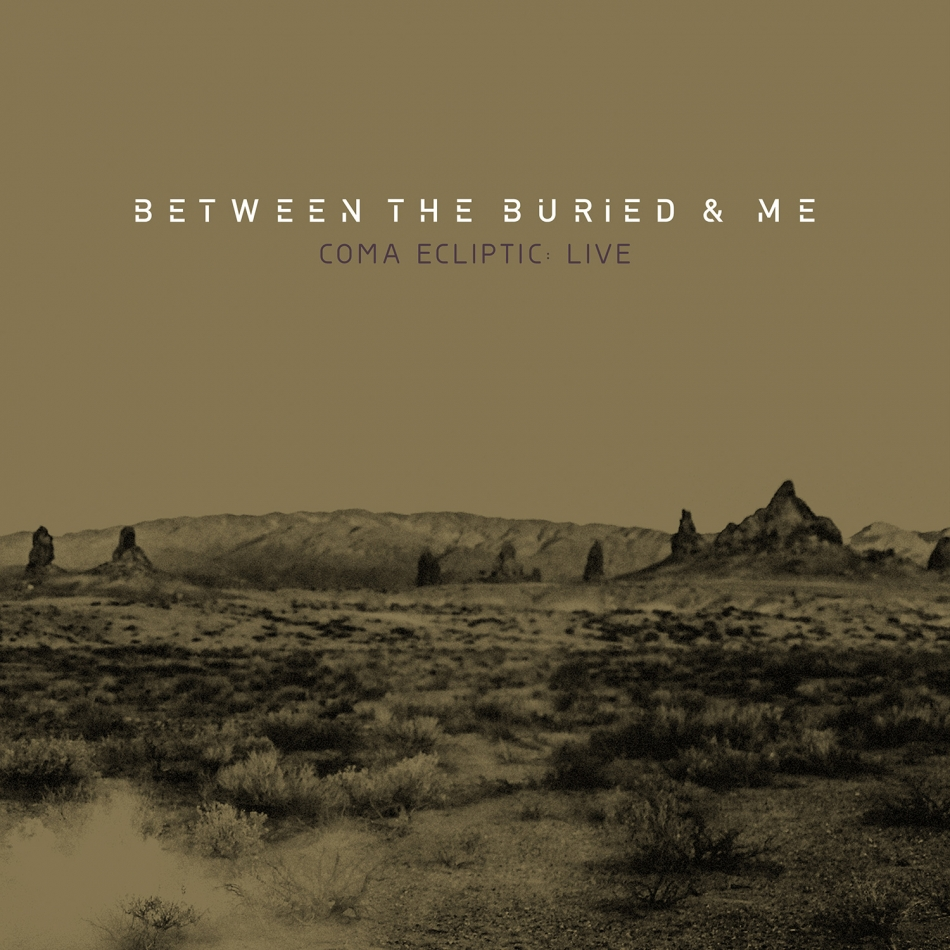 Between the Buried and Me - 'Coma Ecliptic: Live'