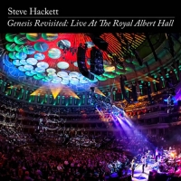 "Steve Hackett - ""Genesis Revisited: Live at the Royal Albert Hall"""