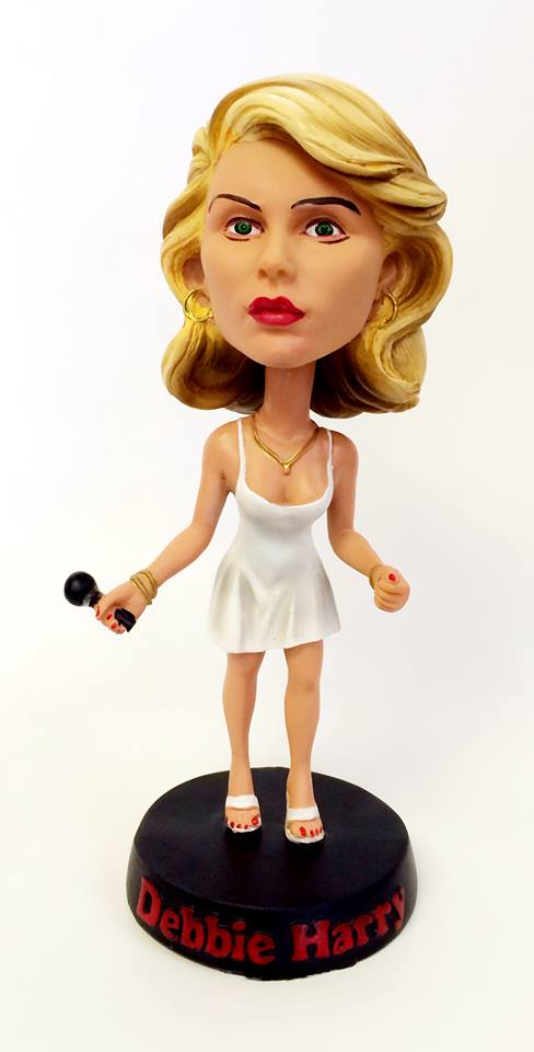 Rebel Noise 183 Limited Edition Debbie Harry Bobblehead