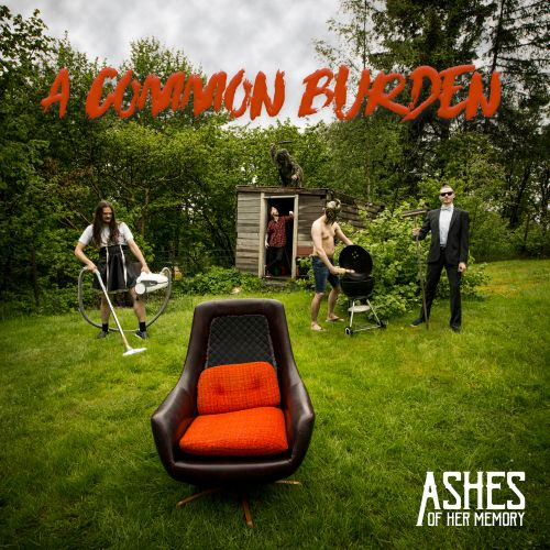 Album Premiere: A Common Burden by Ashes of Her Memory