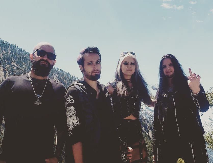 "Song Premiere: ""Shattered"" by Fate Destroyed"