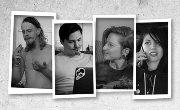 Video Premiere: Shibby Pictures' Good Ol' Punx web series: Episode 6