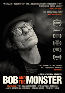 BOB and THE MONSTER on DVD and Blu-ray October 1