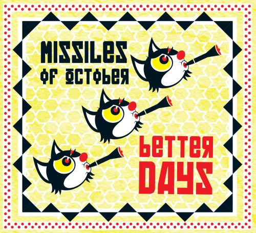 Missiles of October launch rough and raw new album