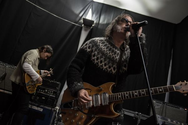Interview with Anton Newcombe
