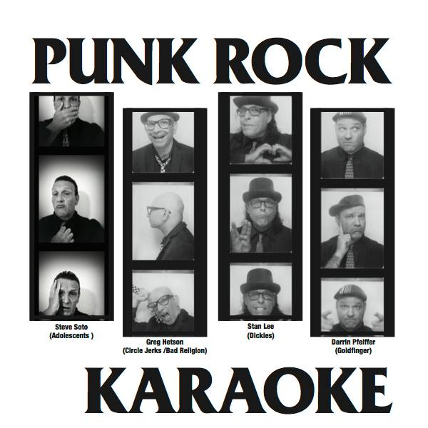 Punk Rock Karaoke Upcoming Shows