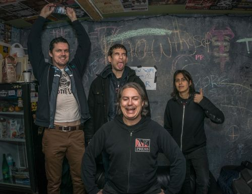 Veteran punk rock band Propagandhi returns with new video