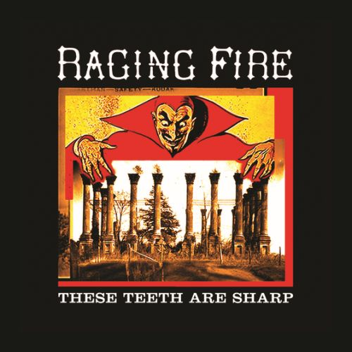 "Video Premiere: ""These Teeth Are Sharp"" by Raging Fire"