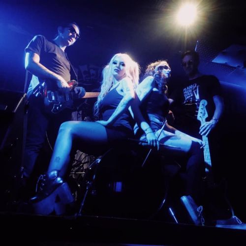 "Video Premiere: ""Fake Blondes"" by Reptilians From Andromeda"