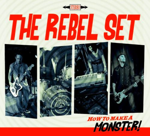 Garage band The Rebel Set releases new Album