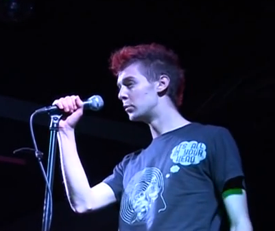 Poetry SLAM of the week: Cathal Holden