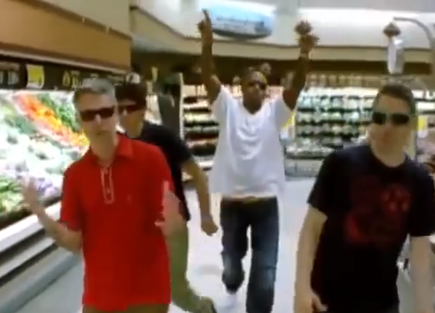 Beastie Boys - Too Many Rappers (ft. Nas) video, previously unreleased!