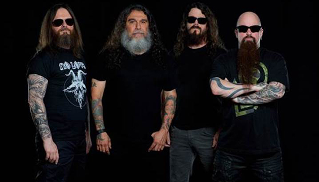 Slayer Premiers Vicious New Track, 'Cast the First Stone'