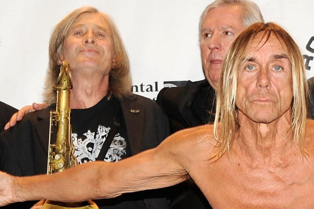 The Stooges' Sax Player Steve Mackay in Critical Condition