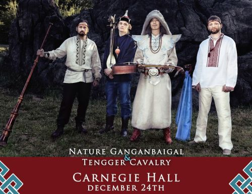 New Video from Mongolian Folk-Metal band Tengger Cavalry