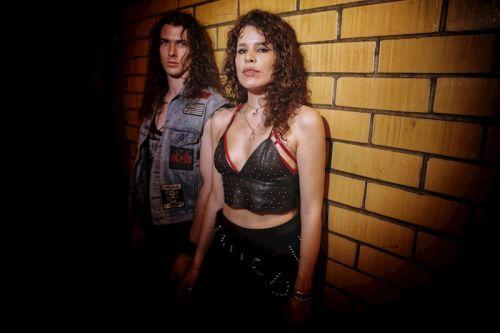 Album Premiere: The Straddlerz by The Straddlerz - Rebel Noise