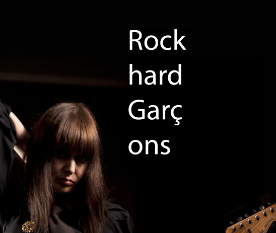 Split single from Rockhard Garçons and The Rock And Rock Wall Of Death