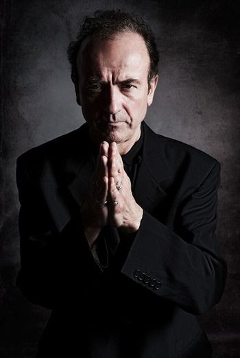 "Hugh Cornwell of 'The Stranglers' Premieres Solo Record ""Live It And Breathe It'"