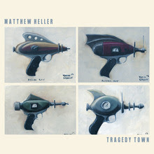 Portland Indie/Rock artist Matthew Heller released his newest album Tragedy Town
