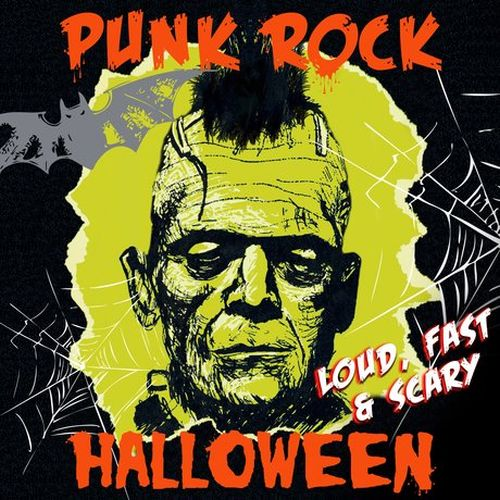 Punk rock Halloween compilation out now