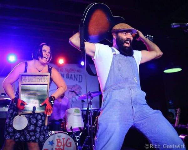 Reverend Peyton's Big Damn Band Tour Dates, New Vid & New Record