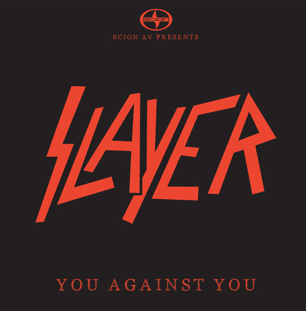Slayer Streaming New Song 'You Against You'