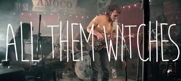 'ALL THEM WITCHES' Premiere 'WHEN GOD COMES BACK' Video