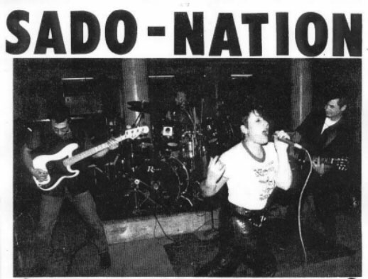 Sado Nation