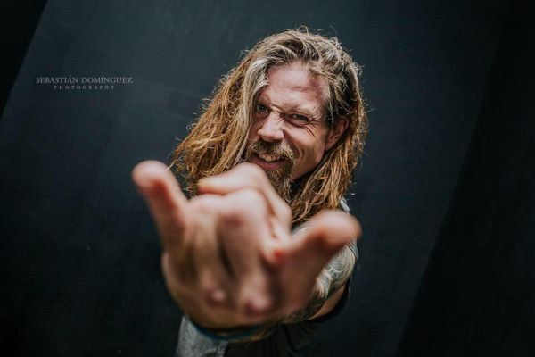 The Protest Interview series: Chris Adler (Lamb of God, Firstborne)
