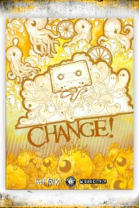 Change! Compilation from Hot Topic, Hopeless & Sub-City Records