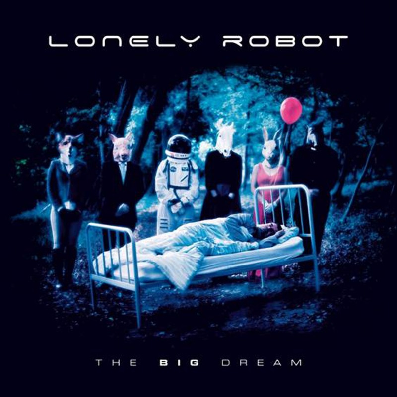 Lonely Robot - 'The Big Dream'
