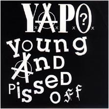 "YAPO - ""Self Titled"""